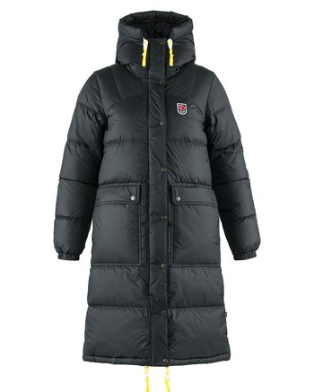 W´s Expedition Long Down Parka - Black