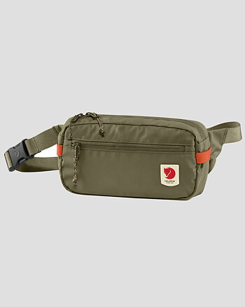 High coast hip pack - Green