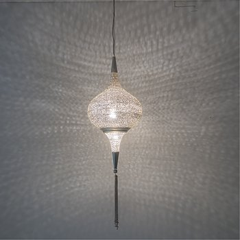 Lampa -  GRACE SILVER