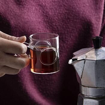 Kaffeglas - DECO - 6-pack