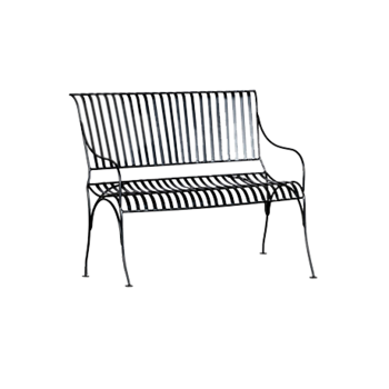Fåtölj - BOHO IRON BENCH