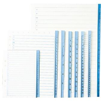 Pärmregister papper A4   1-31