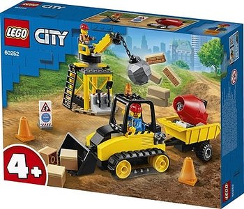 Lego City 60252 Bulldozer