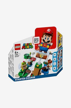 Lego Super Mario startbana.
