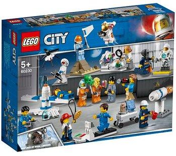 Lego City  Rymdforskning 60230