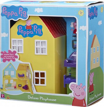 Peppa Pigg Deluxe House