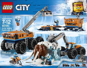 Lego City 60195