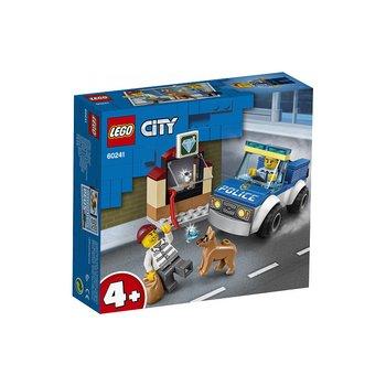 Lego City 60241 Polisens hundenhet