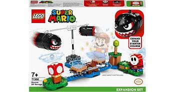 Super Mario boomer bill barrage