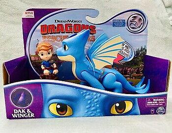 Dragons Dark Ang Winger