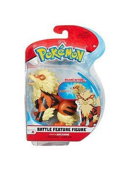 Pokémon Figur Arcanine