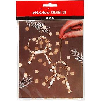 Mini Creative Kit Jul - Julbock