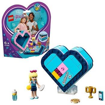 Lego Friends Stephanies Hjärtask 41356