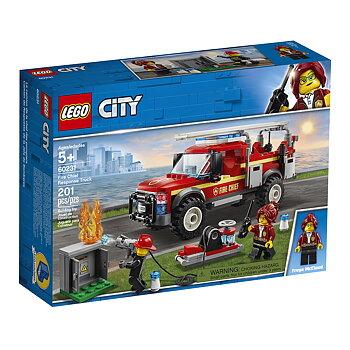 Lego City 60231 Ledningsbil