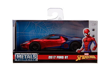 Marvel Spiderman - 2017 Ford GT
