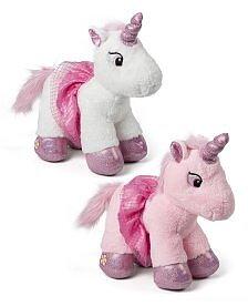 Mjukdjur Unicorn Rosa