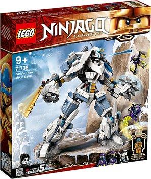Lego Ninjago 71738