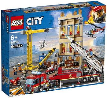 Lego City 60216