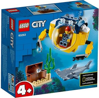 Lego City 60263