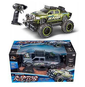 RC Raptor offroad