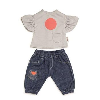 Skrållan Jeans Och T-Shirt