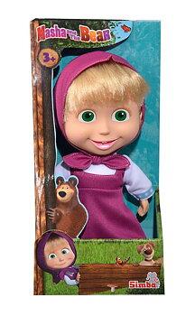 Masha Soft Doll, 23 cm