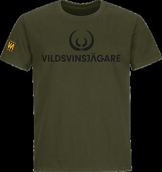 Vildmarken Vildsvinsjägare t-shirt