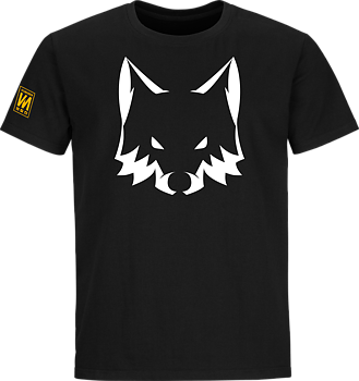 Vildmarken Fox head t-shirt