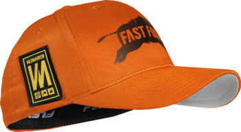 Vildmarken Fast Food Flexfit Orange