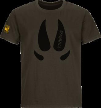 Wildboar track t-shirt