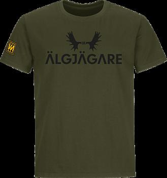 Vildmarken Älgjägare t-shirt