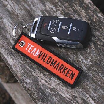 Team Vildmarken Keychain