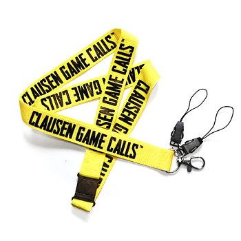 Clausen Game Calls Lanyard