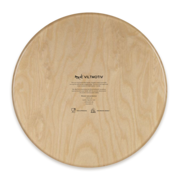 Capercaillie - Round tray Ø38cm