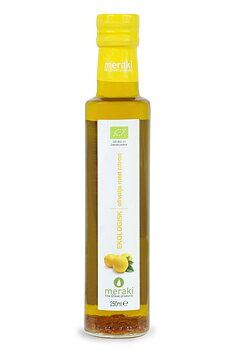 Extra jungfru olivolja med citron EKO 250ml