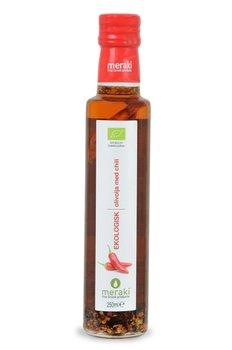Extra ljungfru olivolja med chili EKO 250ml