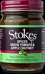 Green Tomato & Apple Chutney 260g