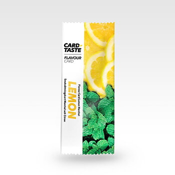 Smakkort - Citron