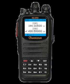 Wouxun digital/analog DMR, VHF och UHF