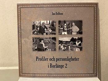 Bok - Profiler och personligheter i Borlänge 2