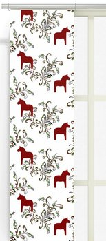 "Panel Curtains Model ""Kurbits"" 43x240 cm 2-Pack"
