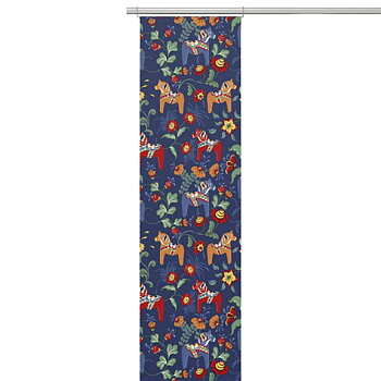 "Panel curtains model ""Leksand"" 43x240 cm 2-Pack"