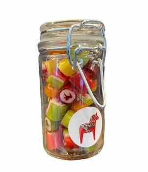Karameller - Dalahästar blandade färger och smaker 45 gram