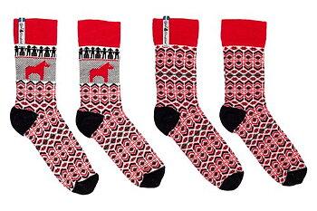Socks - Dalarna