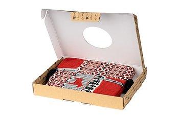 Strumpor - Dalarna x 2 i presentförpackning