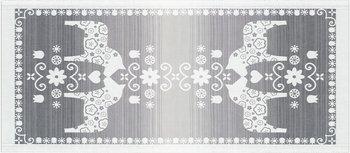 Bordslöpare - Dalarna Ljusgrå 35x80 eller 35x120 cm
