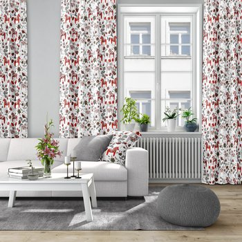 "Curtain length model ""Leksand"" 140x240 cm"