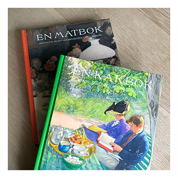 Paketpris En Matbok och En Kakbok