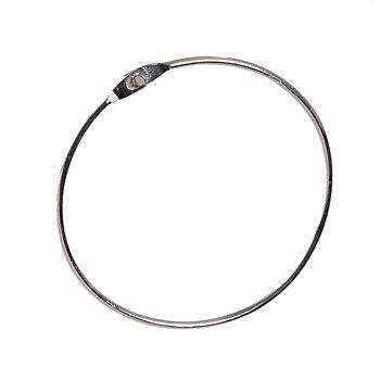Upphängningsring för halsband och koppel
