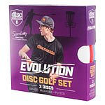 Discmania Evolution starterset